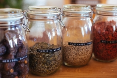 Jars with Pulses