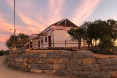 Guest Accommodation at Sunset