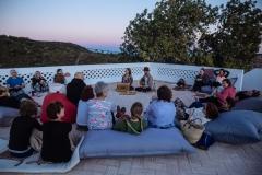Roof Terrace - Relaxing