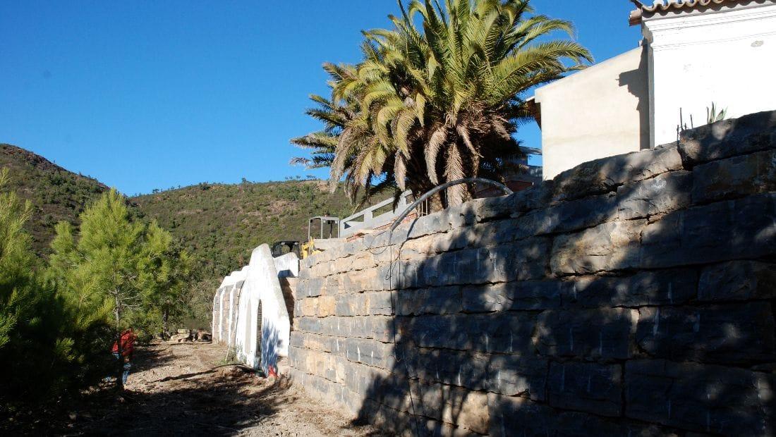Palm Tree Wild View Retreat Corgas Bravas Faro Portugal