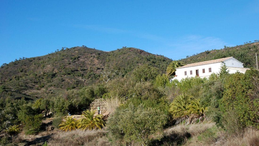 The House Wild View Retreat Corgas Bravas Faro Portugal